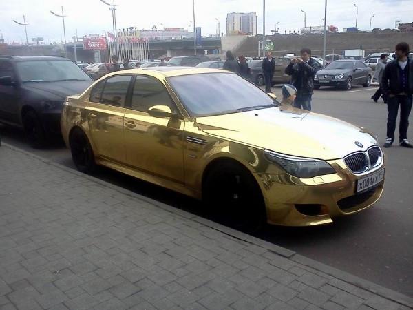 Тюнинг авто Москва