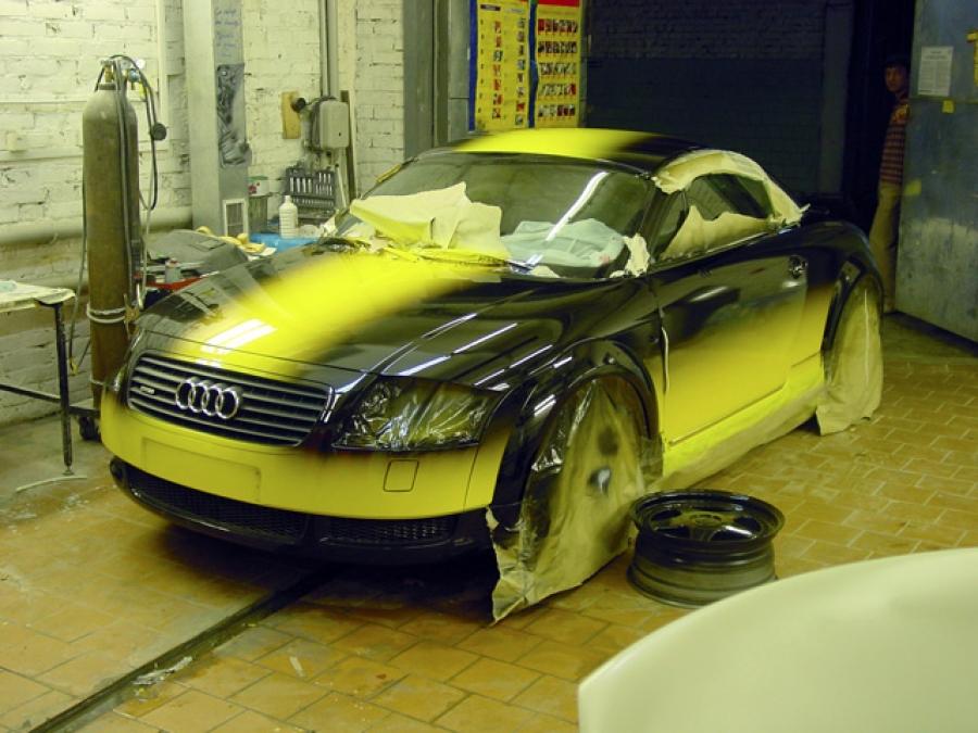 Покраска авто недорого