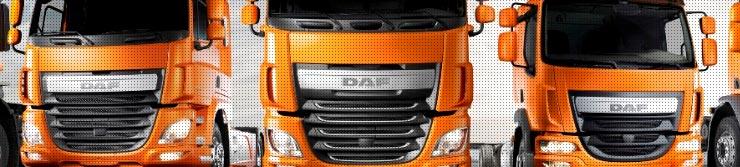 DAF один из самых комфортных грузовых авто